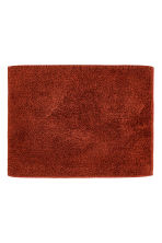 Bath mat - Dark orange - Home All | H&M CN 1