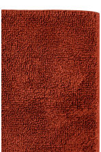Bath mat - Dark orange - Home All | H&M CN 2