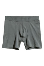 3-pack boxers - Grey -  | H&M CN 3
