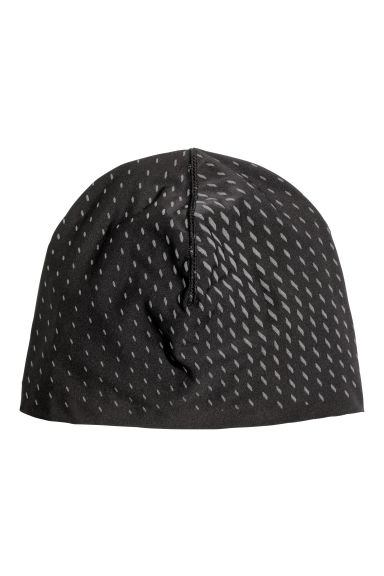 Running hat - Black/Grey - Men | H&M GB 1
