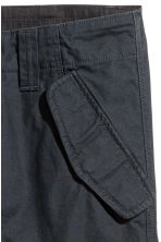 Cargo trousers - Black - Men | H&M 4