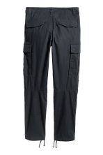 Cargo trousers - Black - Men | H&M 3