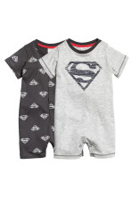 Grey/Superman
