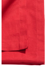 Cotton tablecloth - Red - Home All | H&M IE 2