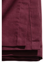 Cotton tablecloth - Burgundy - Home All | H&M CA 2