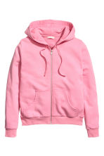 Hooded jacket - Pink - Ladies | H&M CA 2