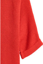 Purl-knit jumper - Red - Ladies | H&M IE 3