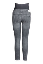 MAMA Skinny Ankle Jeans - Grey denim - Ladies | H&M CN 3