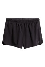 Running shorts - Black - Men | H&M 2