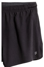 Running shorts - Black - Men | H&M 3