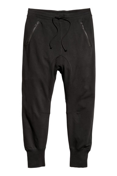 Sweatpants - Black - Ladies | H&M 1