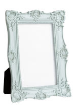 Photo frame - Light petrol - Home All | H&M CN 1