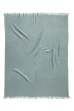 Soft blanket - Grey green - Home All | H&M CN 2