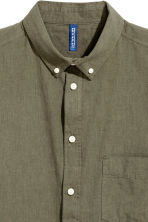 Camicia Regular fit - Kaki - UOMO | H&M IT 3