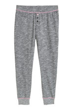 Jersey pyjamas - Grey/Star - Kids | H&M 2