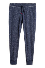 Jersey pyjamas - Light pink/Dark blue - Kids | H&M CN 2