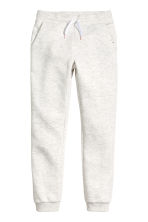 Sweatpants - Light grey marl - Kids | H&M 2