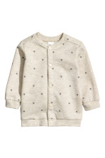 Light beige marl/Stars