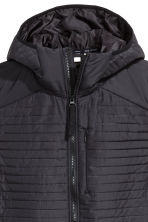 Padded bodywarmer - Black - Men | H&M GB 3