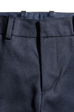 Suit trousers - Dark blue - Kids | H&M CN 4
