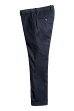 Suit trousers - Dark blue - Kids | H&M CN 3