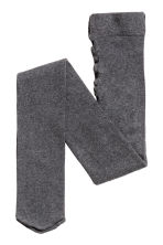 2-pack tights - Light grey - Kids | H&M 3