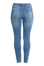 H&M+ Superstretch-Treggings - Blau/Gewaschen - DAMEN | H&M CH 3