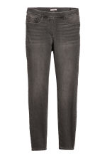 H&M+ Superstretch treggings - Dark grey - Ladies | H&M 2