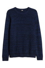 Dark blue/Marl