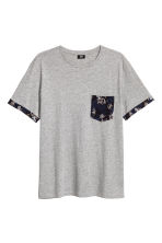 T-shirt - Grey marl - Men | H&M 2