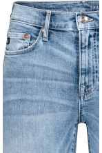 Shaping Skinny Ankle Jeans - Light denim blue - Ladies | H&M 4