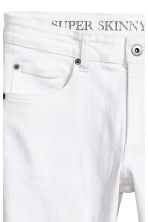 Super Skinny Ankle Jeans - White - Men | H&M 5
