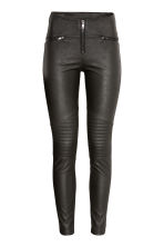 Bikerleggings - Svart - Ladies | H&M FI 3