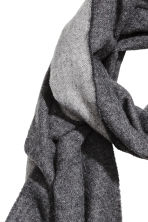 Scarf - Dark grey/Grey - Men | H&M CA 2