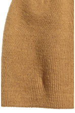 Knitted hat - Camel - Men | H&M GB 2