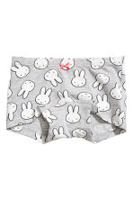 3-pack boxer briefs - Light pink/Miffy -  | H&M 1