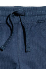 Joggers - Dark blue - Kids | H&M 3