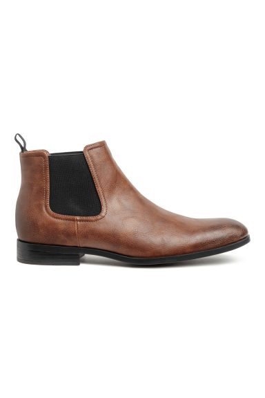 Chelsea boots - Brown - Men | H&M CN 1
