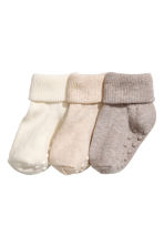 3-pack socks - Mole - Kids | H&M CA 1