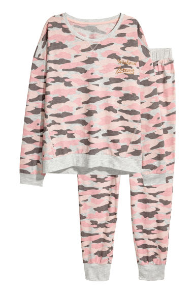 Pyjamas - Pink - Ladies | H&M CN 1