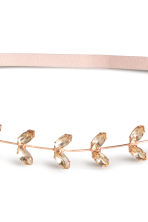 Hairband - Rose gold-coloured - Ladies | H&M 2