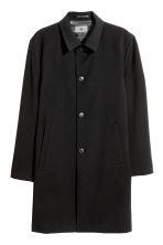 Coat - Black - Men | H&M IE 2