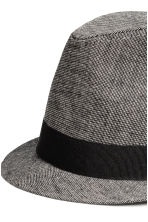 Hat - Gray melange - Men | H&M CA 2