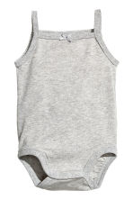 2-pack bodysuits - White/Heart - Kids | H&M 2