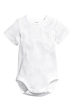 2-pack bodysuits - Grey/Mice - Kids | H&M CN 2