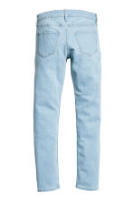 Superstretch Skinny Fit Jeans - 浅牛仔蓝 - 儿童 | H&M CN 3