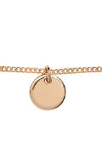 Choker with a pendant - Gold-coloured - Ladies | H&M 2