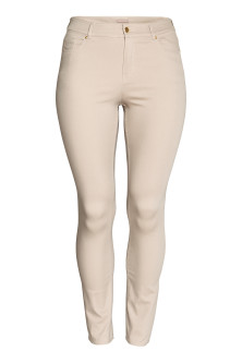 H&M+ Stretch trousers