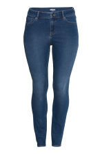 H&M+ Stretch trousers - Denim blue - Ladies | H&M IE 2
