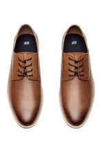 Derby shoes - Brown - Men | H&M CA 2